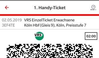 deutsche bahn ticket